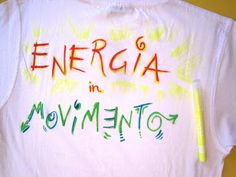 immagin@rti: T-SHIRT for FLASH MOB. Step TWO