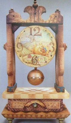 Les résultats de l'Horloge (MW045)