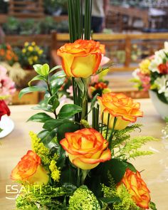Arranjo de Rosas Ambiance