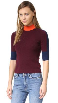 Tory Burch Megan Cashmere Sweater