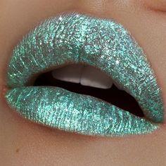Diamond Crushers: Meadow #LimeCrime #DiamondCrushers #Meadow #Lips #Labios #Glitter