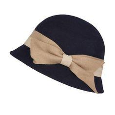Classique Style Français tradition Plain Feutre Rétro Parisien Hepburn Béret Noir Chapeau
