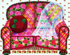 """""""Sittin' In Roses"""""""
