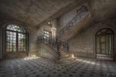 fall in love with a staircase by we are urbexery on 500px