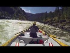 Main Salmon River Rafting - YouTube