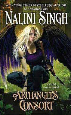 Archangel's Consort (Guild Hunter Series #3) by Nalini Singh