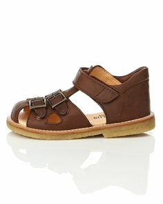 Angulus 5205 – Sandals – Light brown Lower ankle?
