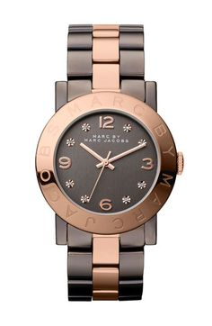 MARC BY MARC JACOBS 'Amy' Crystal Bracelet Watch | stunning