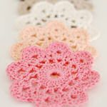 20+ Lovely Crochet Flowers: {Free Patterns & Instructions}