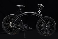 cool e-bike Bike Gadgets, Reverse Trike, Folding Bicycle, Electric Bicycle, Cool Bikes, Motorbikes, Cars Motorcycles, Cool Cars, Cycling