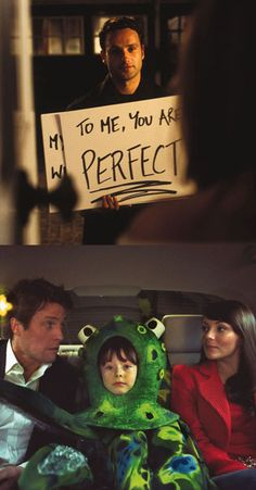 This secret Love Actually sequence will definitely make you cry... :(
