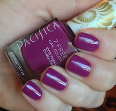 Pacifica Amethyst Castle @ilovepacifica #nailpolish