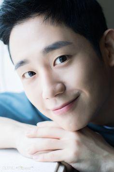 Jung hae in Fnc Entertainment, Korean Entertainment, Asian Actors, Korean Actors, Strong Woman Do Bong Soon, Jung In, While You Were Sleeping, Korean Men, Celebs