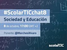 """""""Sociedad y Educación"""" Álvaro Marchesi."""