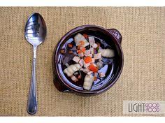 Supa de gaina cu gnocchi - Pisi e obraznica, Cocoon Kills Gnocchi, Oatmeal, Breakfast, Food, The Oatmeal, Rolled Oats, Hoods, Meals, Overnight Oatmeal