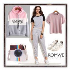 """Romwe3"" by merisa-imsirovic ❤ liked on Polyvore"