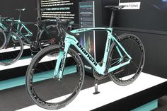 Bianchi Oltre XR4 - what a beauty