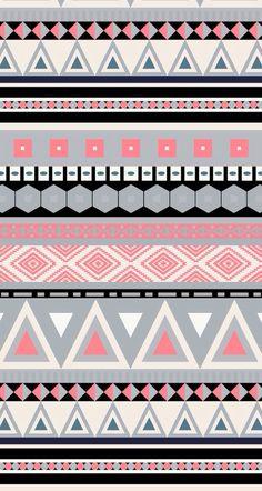 Aztec Pattern                                                       …
