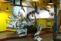 Robot wrap