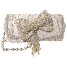 Mary Frances Bag Fantasy ❤ liked on Polyvore