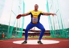 Niklas Arrhenius Photos: 22nd European Athletics Championships: Day 1