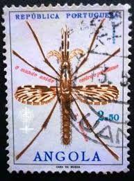 """""""Os mais corpulentos animais selvagens existentes em Angola estão representados na presente emissão de selos, e são (por ordem de taxas ..."""