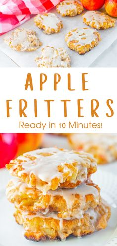 10-Minute Apple Fritters Step by Step Recipe I fried apple fritters I traditonal apple fritters recipe for vegans I recipes with apples I perfect breakfast recipes I vegan breakfast ideas I fantastic vegan fall recipes I healthier apple fritters I sweet breakfast recipe I delicious apple fritters I quick apple fritters I homemade apple fritters recipe I vegan apple fritters recipe I how to make apple fritters at home I tips for making vegan apple fritters at home #applefritters #veganrecipes