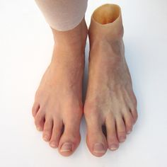 Realistic Foot By The Alternative Limb Project
