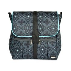 JJ Cole Backpack Diaper Bag in Blue Flare - BedBathandBeyond.com Jj Cole Diaper  Bag ba912863c49ea
