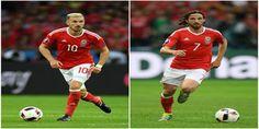 Joe Allen dan Aaron Ramsey Masuk Dalam Tim Euro 2016