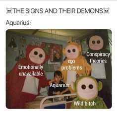 Aquarius season is in full swing and I couldnt be more happier. I haven't felt this emotionally detached in awhile and. Aquarius Funny, Astrology Aquarius, Aquarius Traits, Aquarius Quotes, Zodiac Signs Aquarius, Taurus Horoscope, Capricorn Facts, Sagittarius Zodiac, Zodiac Funny