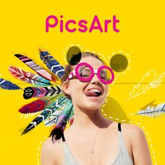 PicsArt 7.0  A social photo-editor for making pictures awesome