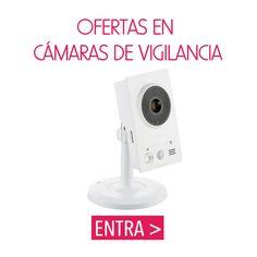 Ofertas y descuentos en Cámaras de vigilancia. #ofertas #descuentos #ahorro #camaras_de vigilancia