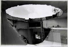 'Deconstructing Reality' - G. Matta Clark