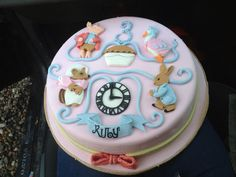 Cake, Lily Bobtail Cake, rabbit Cake, Bunny Cake, Peter Rabbit Cake ...
