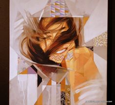"Sam Rodriguez's ""FRACTIONS"" new works exhibit"