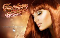 www.saloane-infrumusetare.co.nf Salons, Movie Posters, Beauty, Sleek Hair, Models, Glow, Pasta, Beleza
