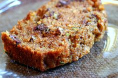 Zucchini Bread: I reduced the number of eggs by 1 and added a cup of nonfat plain yogurt and a cup of fresh grated pineapple with juice. I also replaced the walnuts with pecans and frozen cranberries. I also added raisins. I used grapeseed oil instead of vegetable or olive oil. Delicious. Very moist.