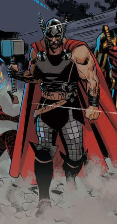 Comic Book Characters, Comic Book Heroes, Marvel Characters, Comic Character, Marvel Art, Marvel Heroes, Marvel Avengers, League Of Heroes, The Mighty Thor