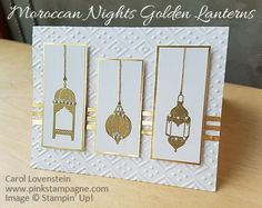 450pxl Moroccan Nights - Golden Lanterns