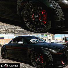 "145 Likes, 2 Comments - Audi TT Club de España (@audittclub) on Instagram: ""#Repost @rulyrider  ・・・ #sapo #low preparado para la @dubfictionspainparty #AudiTT #audittclub…"""
