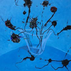 John-Michael Metelerkamp, Invitation 10, 2018 It Works, Invitation, Artist, Painting, Painting Art, Paintings, Nailed It, Invitations, Amen