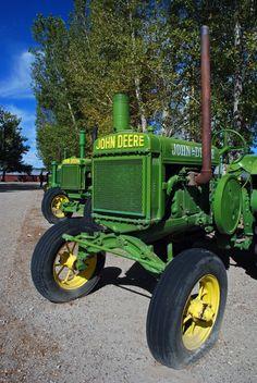 Antique Tractors @ Frey Ranch/Churchill Vineyards, Fallon, Nevada