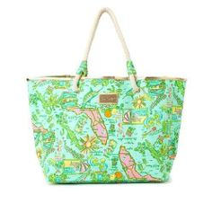 Lilly Pulitzer Shoreline Tote $78.00