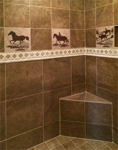Western Shower Tiles