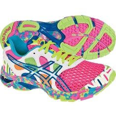 These shoes can inspire anybody to run! :)
