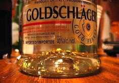 Serve Goldschlager with every gold medal ceremony | How To Host An Amazing Olympics Party