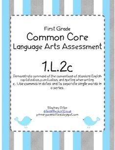 ccss ela grade 4 writing assessment