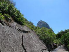 Weg zum Zuckerhut, Rio de Janeiro