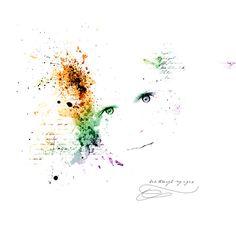 portrait6 by Adryane Driscoll